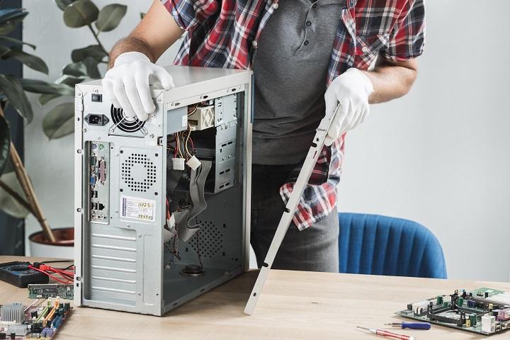 Técnica Profesional en Mantenimiento Electrónico