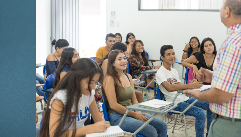 foto de estudiantes